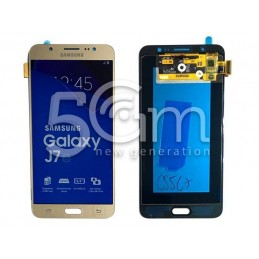 Display Touch Gold Samsung SM-J710F