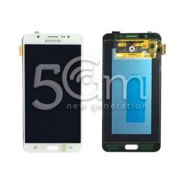 Display Touch Bianco Samsung SM-J710F