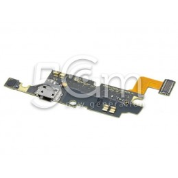 Connettore Di Ricarica Flat Cable Samsung N7000/i9220 Ori