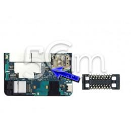 Connettore 8 Pin Su Scheda Madre Connessione Jack Audio Xperia Z1 Compact D5503
