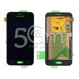 Samsung SM-J120F Black Touch Display