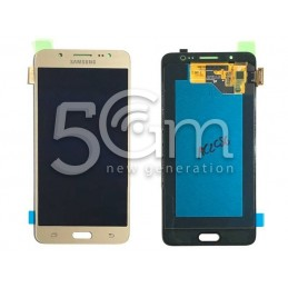 Display Touch Gold Samsung SM-J510FN