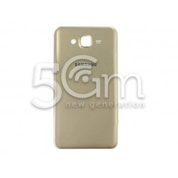 "Back Cover Gold Samsung SM-J7 ""J700"""
