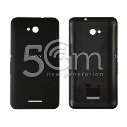 Xperia E4G E2033 Black Back Cover