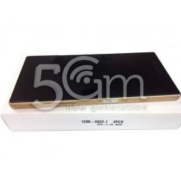 Display Touch Nero + Frame Gold Xperia Z5 E6683 Dual Sim