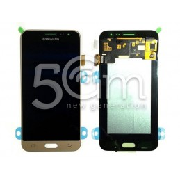 "Samsung SM-J3 ""J320F"" Gold Touch Display"