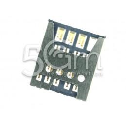 Xperia E4 E2105 Sim Card Holder