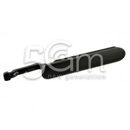 Xperia Z3+ E6553 Black SD Sim Port Cover