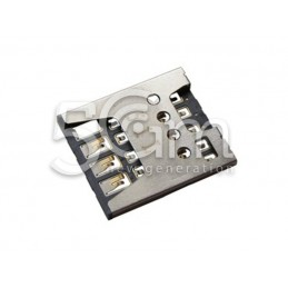 Xperia E4G E2003 Sim Card Reader
