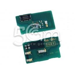 Small Board Sub PBA-B Xperia Z3 Dual Sim D6633