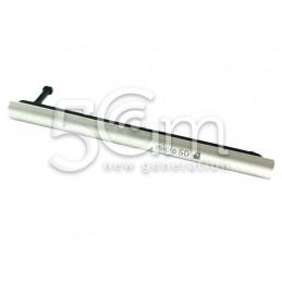 Sportellino Copertura Micro SD Bianco Xperia Z4 Tablet SGP771 WiFi+4G