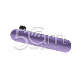 Xperia Z3 D6603 Purple USB Port Cover
