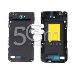 Xperia E4 Dual  E2115 Black Middle Frame