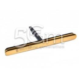 Xperia M5 E5603 Gold Micro SD Port Cover