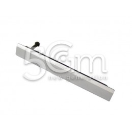 Sportellino Copertura USB Bianco Xperia  Z2 Tablet SGP511 WiFi