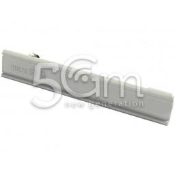 Sportellino Copertura  Micro SD  Bianco Xperia Z Tablet SGP311 WiFi 16G