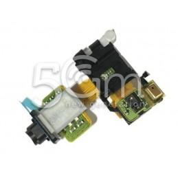 Jack Audio Flat Cable + Sensore Xperia Z3 Dual Sim D6633