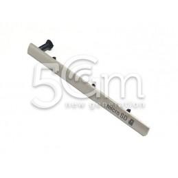 Sportellino Copertura Micro SD Silver Xperia C5 Ultra E5533