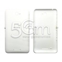 Xperia E4G E2033 White Back Cover