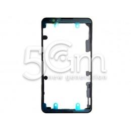 Sony Xperia E4 E2105 Black Lcd Frame