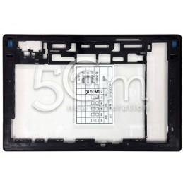 Xperia Tablet Z SGP311 - SGP312 - SGP321 Black Middle Frame