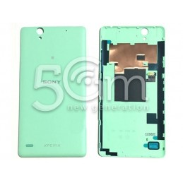 Retro Cover Green Xperia C4 E5303