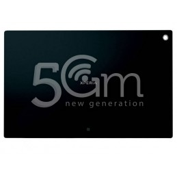 Tablet Z SGP311 Black Back Cover + Biadhesive