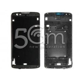 LG K8 4G K350N Black LCD Frame