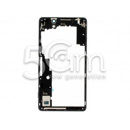 Xperia C4 E5303 Black Middle Frame