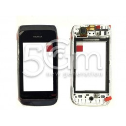 Nokia 309 Asha Silver Touch Screen