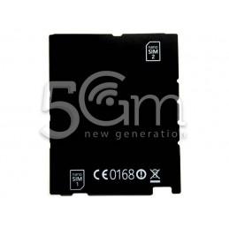 Retro Adesivo Batteria Nokia 950 XL Lumia Dual Sim