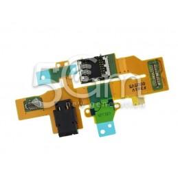 Jack Audio Flex Cable Nokia 550 Lumia
