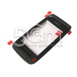Nokia 309 Asha Black Touch Screen