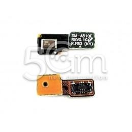Microfono Flat Cable Samsung SM-A510F
