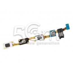 Samsung SM-J700 Keypad Flex Cable + Audio Jack