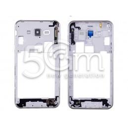 """Samsung SM-J7 """"J700"""" Middle Frame for White Version"""