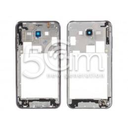 """Samsung SM-J7 """"J700"""" Middle Frame for Black Version"""