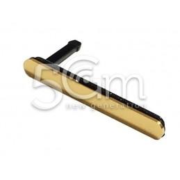 Sportellino Copertura SD Sim Gold Xperia Z5 Premium