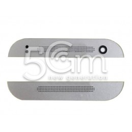 Top + Down Cover White HTC One Mini 2