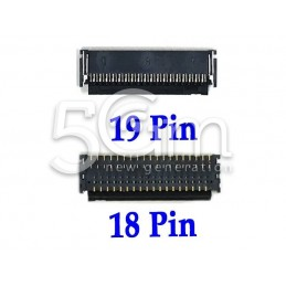 iPad 3 Controls Flex to Motherboard 19/18 Pin Connector