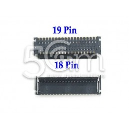iPad 2 Touch Screen to Motherboard 19/18 Pin Connector