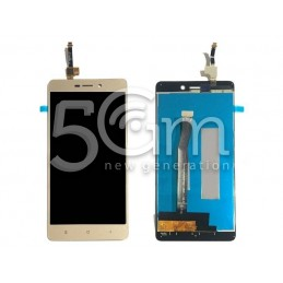 Display Touch Gold Xiaomi Red Rice 3