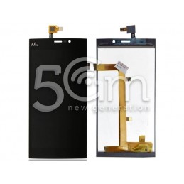Display Touch Nero Wiko Ridge Fab 4G