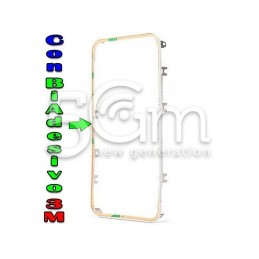 Frame Bianco Lcd Iphone 4