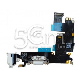 Iphone 6 Plus White Charging Connector Flex Cable