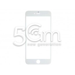 Vetro Bianco iPhone 6s Plus No Logo