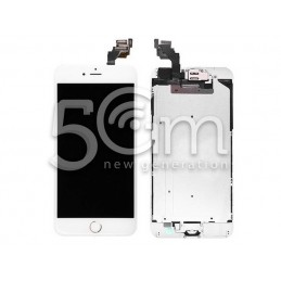 Display Touch Bianco Full IPhone 6 Plus No Logo Flex