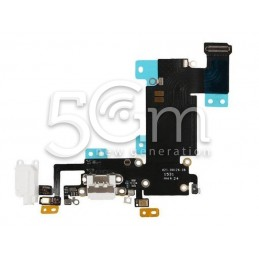 iPhone 6S Plus White Charging Connector Flex Cable