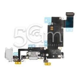 iPhone 6S Plus Silver Charging Connector Flex Cable