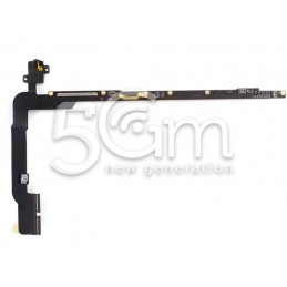 Jack Audio Flex Cable Con PCB Board iPad 3 Version 3G No Logo